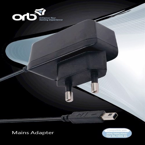 Image of Euro Ac Adapter Orb - Nintendo Ds