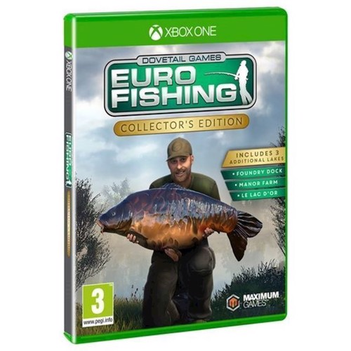 Image of   Euro Fishing Collectors Edition - XBOX ONE
