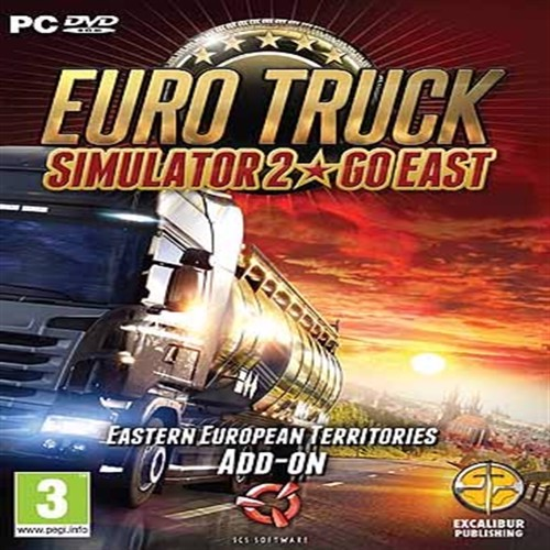 Image of Euro Truck Simulator 2 - Go East add-on - Pc (5060020477225)
