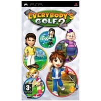 Everybodys Golf 2 - PS Portable