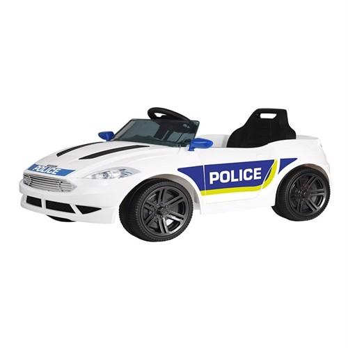 Image of EVO - Electric Car - 6V Police Car Nordic (1437282) (6418859014675)
