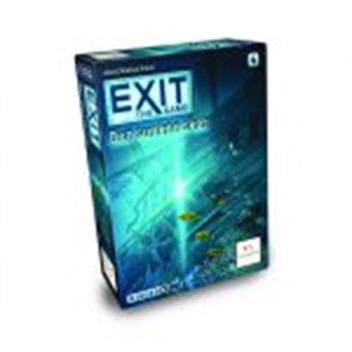 Image of Exit den sunkne skat (DK)