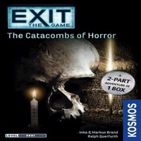 EXIT The Catacombs of Horror Engelsk