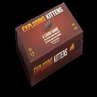Exploding Kittens - 1st Limited Edition, Meowing Box, engelsk