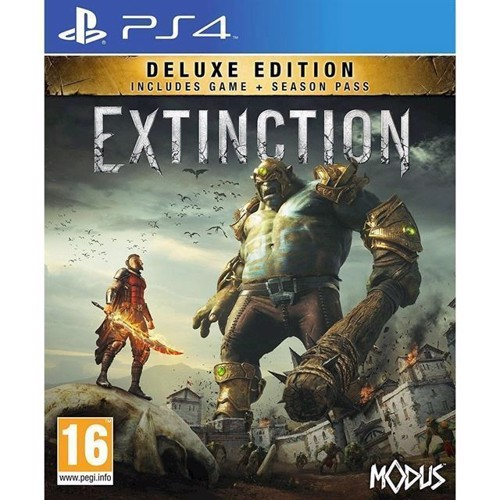 Image of   Extinction Deluxe Edition - XBOX ONE