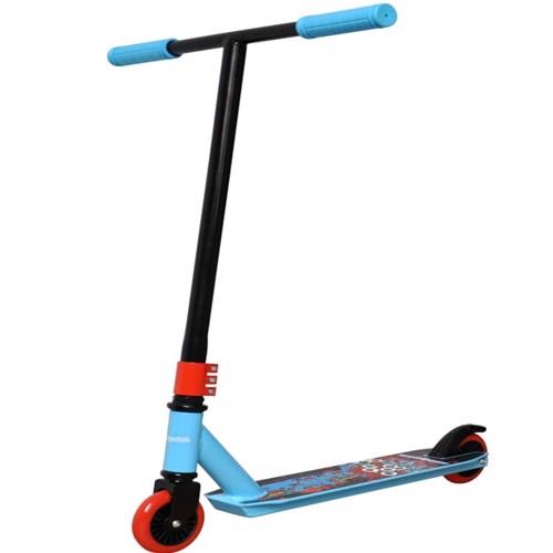Billede af Extreme Trick Løbehjul 60 Blå/Orange