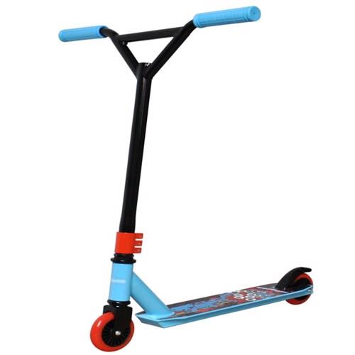 Billede af Extreme Trick Løbehjul 65 Blå Og Orange