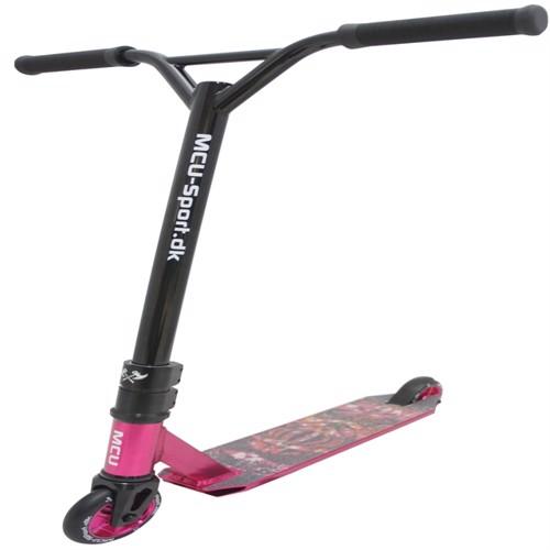 Billede af Extreme trick løbehjul, 70 pro pink/sort