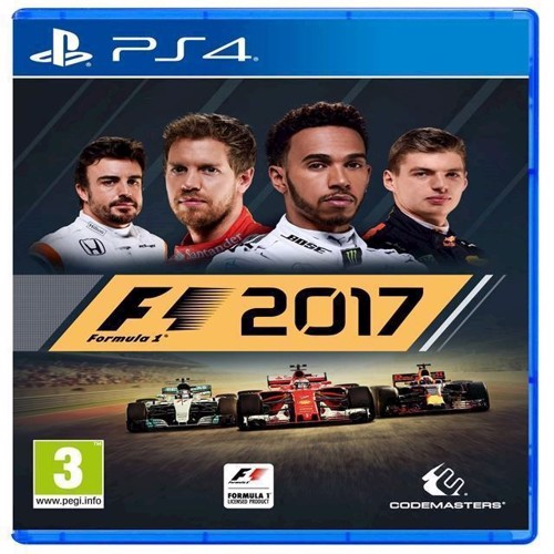 Image of   F1 2017 - XBOX ONE
