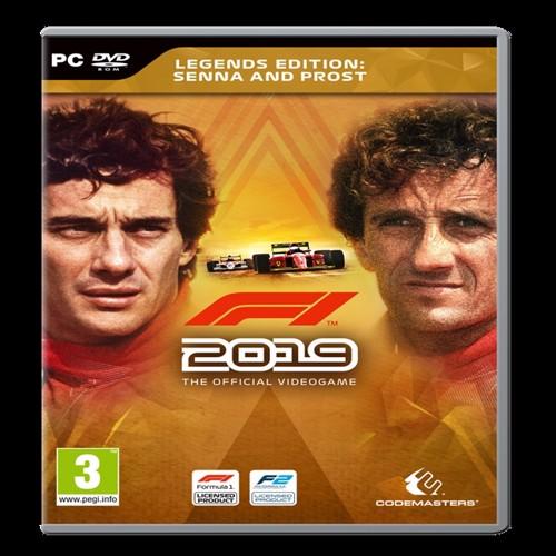 Image of F1 2019 Legend Edition, PC (4020628747107)