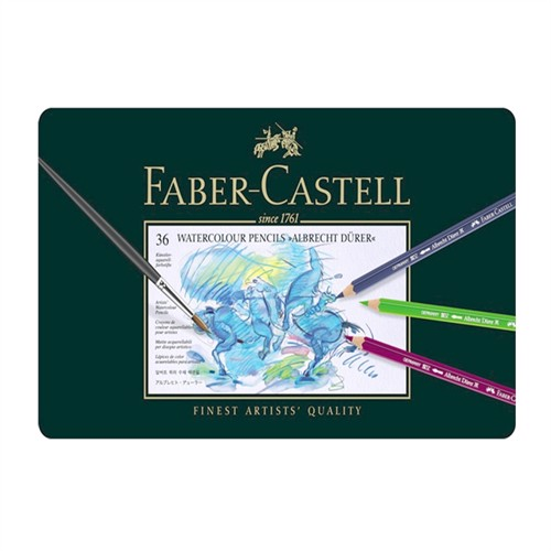 fabercastell  albrecht dürer watercolour pencils