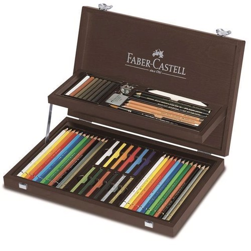 Image of FaberCastell Art Graphic COMPENDIUM (4005401100881)