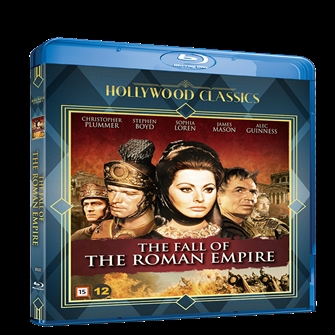 Image of Fall Of The Roman Empire Bd - Blu-ray (5709165966323)