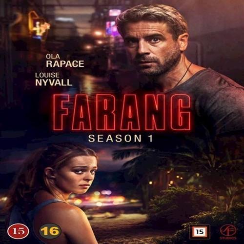 Image of Farang Sæson 1 Dvd (7333018009691)