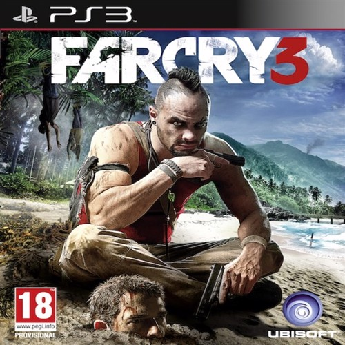Image of Far Cry 3 PS3