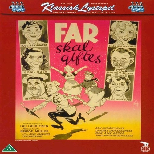 Image of Far skal giftes DVD (5708758702720)