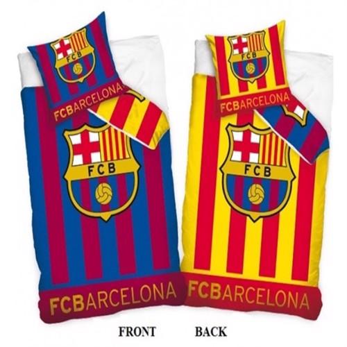 Image of Fc Barcelona 2I1 Sengetøj 100 Procent Bomuld