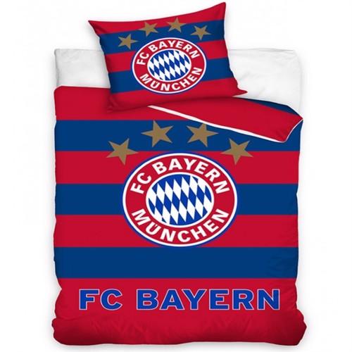 Image of Fc Bayern Sengetøj 100 Procent Bomuld