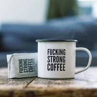 F*cking Strong Coffee Krus Sæt