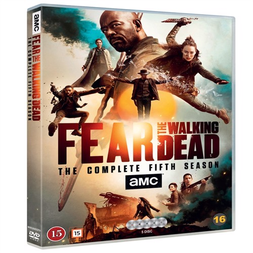Image of Fear Serie 5, DVD (7340112751043)