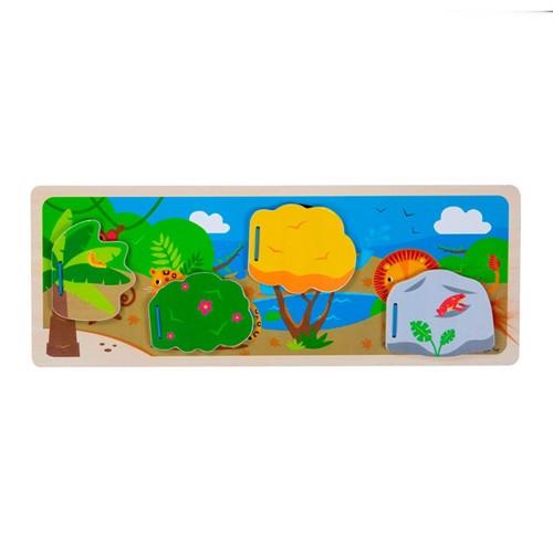 Image of Feelboard in the Jungle (691621720370)