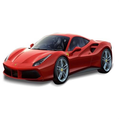 Image of Ferrari 488 gtb fjernstyret bil 1:24