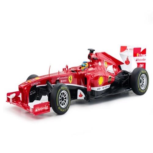 Image of Ferrari F138 Fjernstyret Bil 1:12