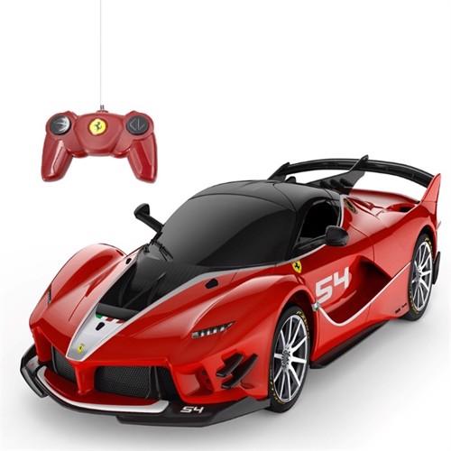 Image of Ferrari, fjernstyret bil, 1:24