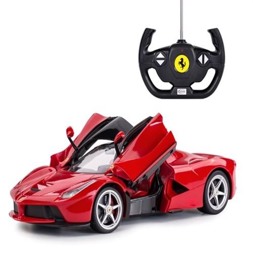 Image of Ferrari, La Ferrari Fjernstyret Bil 1:14