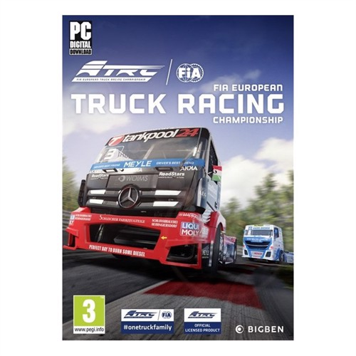Image of Fia European Truck Championship Nintendo Switch