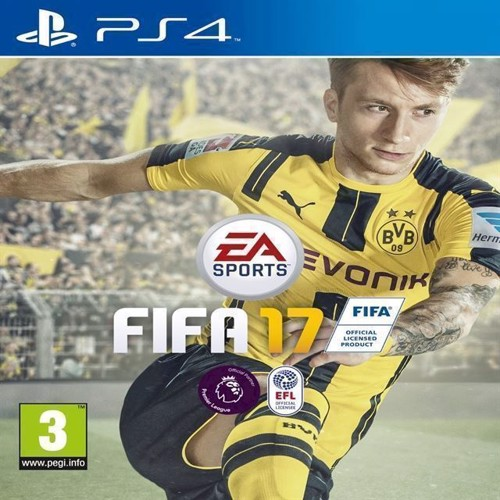 Image of FIFA 17 (Nordic) - PS4 (5030933116382)