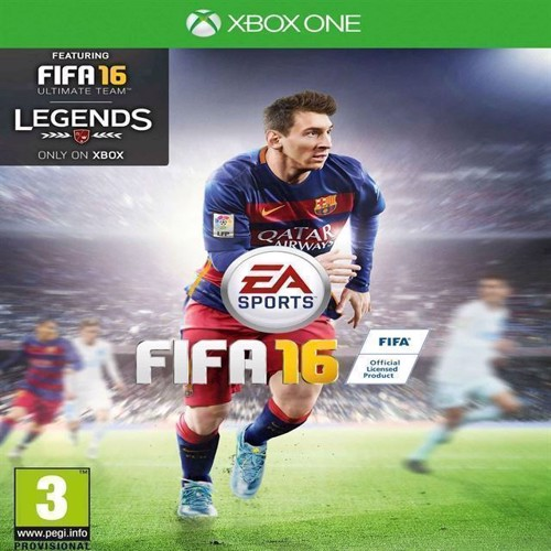 Image of Fifa 16 Nordic - XBOX ONE (5030944112885)