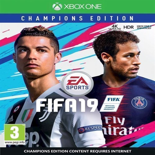 Image of   FIFA 19 Champions Edition - XBOX ONE