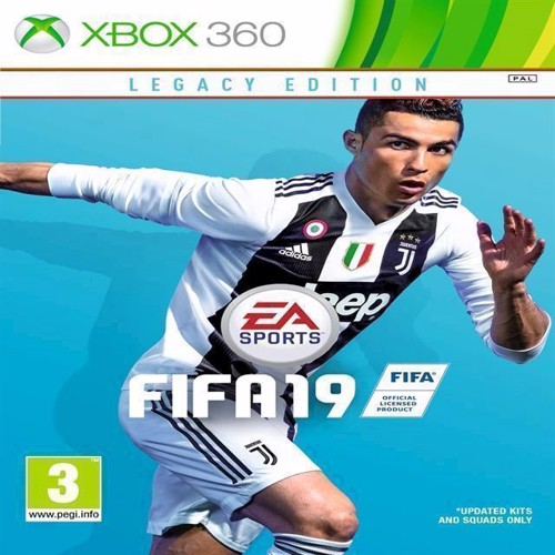 Image of   FIFA 19 Legacy Edition Nordic - PS3
