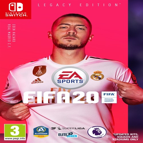 Image of Fifa 20 Nordic Legacy Edition Nintendo Switch