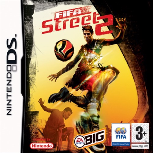 Image of Fifa street 2, Nintendo 3DS