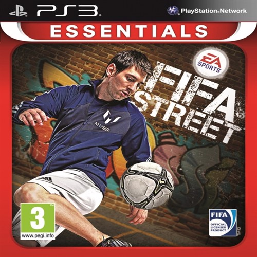 Image of FIFA Street (2012) (Essentials) (NL/FR) - PS3