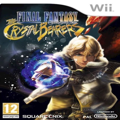 Image of Final Fantasy Crystal Chronicles Crystal Bearers - Wii