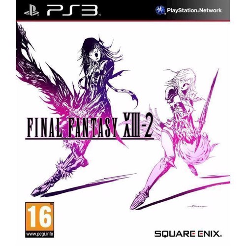 Image of   Final Fantasy XIII2 13 Import - PS3