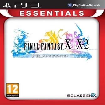 Image of   Final Fantasy X X2 HD Remaster - PS3