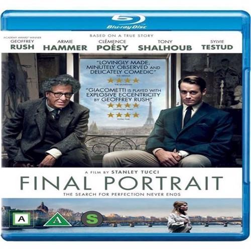 Billede af Final Portrait Blu-ray