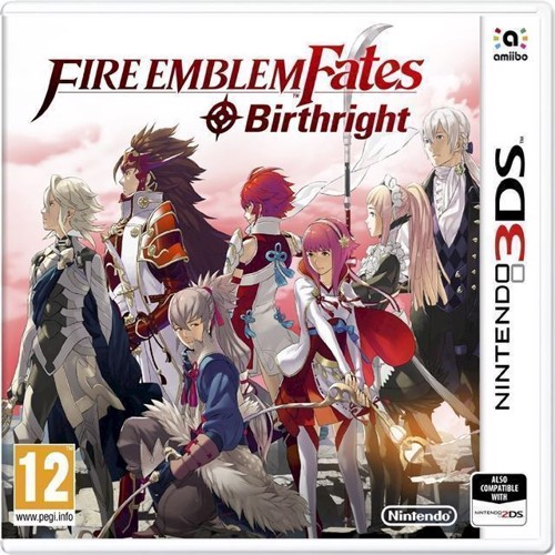 Image of Fire Emblem Fates Birthright - Nintendo 3Ds