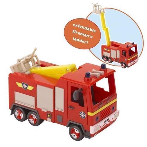 Image of   Brandmand Sam køretøj, Jupitor