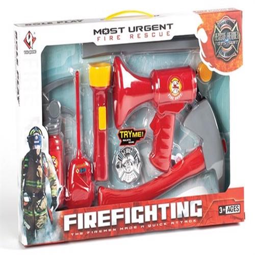 Image of Fireman Set - Small (520355) (5700135203554)