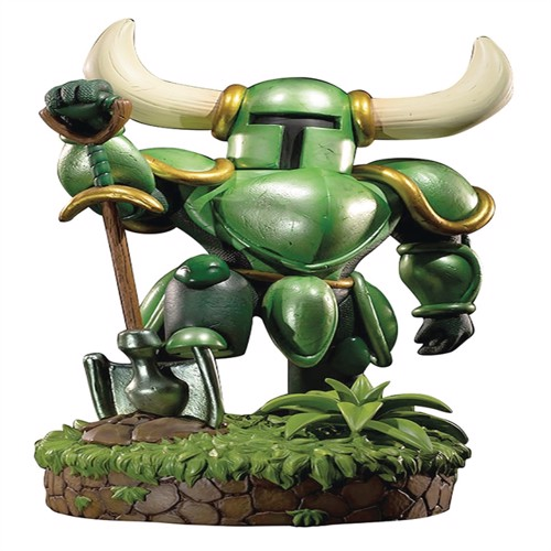 Image of First4Figures - Shovel Knight (Shovel Knight: Player 2) RESIN Statue (5060316621936)