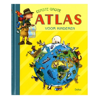 Image of   First Major Atlas For Children