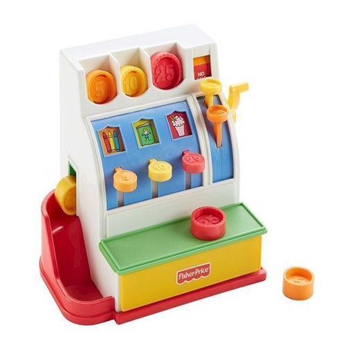 Image of Fisher Price kasseaperat (0075380020443)