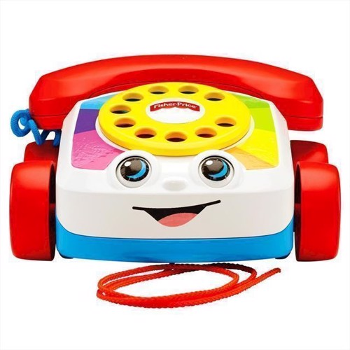 Image of Fisher Price telefon (0075380778160)