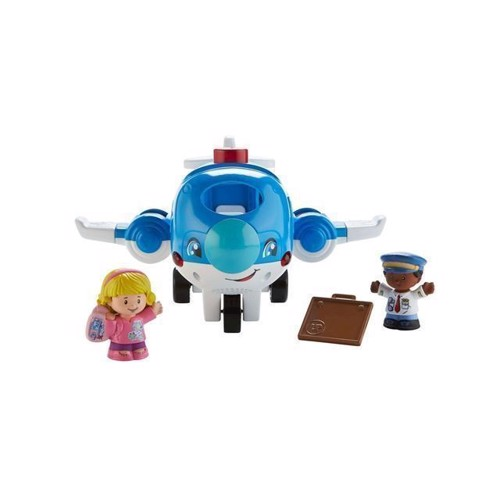Image of Fisher Price Little People, Flyvemaskine (0887961580853)