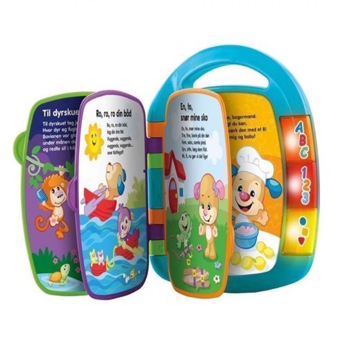 Image of Fisher Price - Nu Rimer Vi Clk48 (0887961138054)